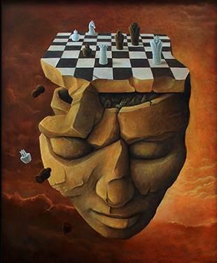 Head chess di Mag Raven,